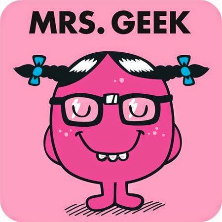 Madame Geek =)