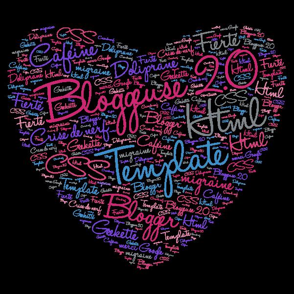 Coeur Blogueuse 2.0