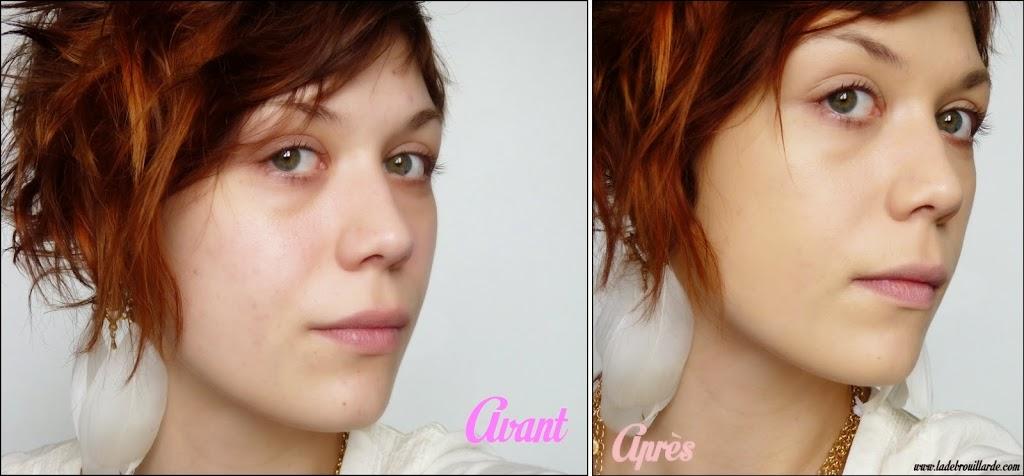 Teint Infusion - Sephora - Avant après