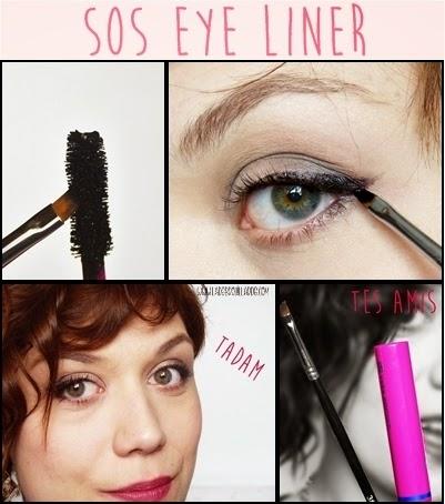 DIY Tutoriel Mascara Eye Liner Astuce Beauté