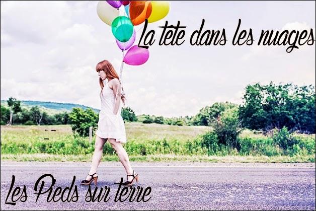 Journée de la Femme être une femme La tête dans les nuages les pieds sur terre