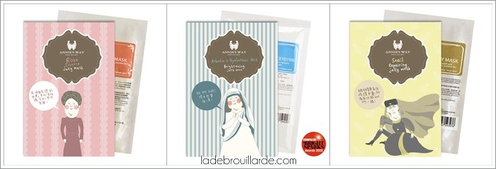 les masque jelly mask