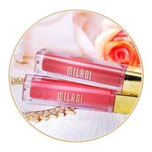 Les encres à lèvres Amor Matte de Milani pour une bouche matte à croquer