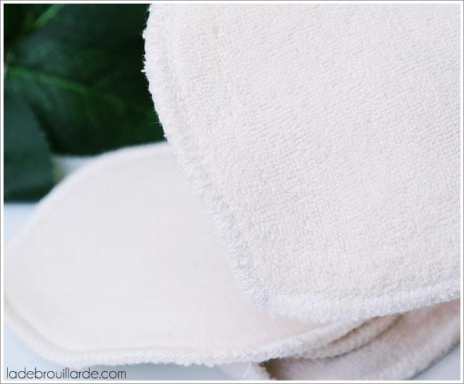 coton demaquillant lavable bio