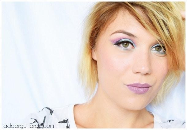 Maquillage palette morphe 35u35 shimmer