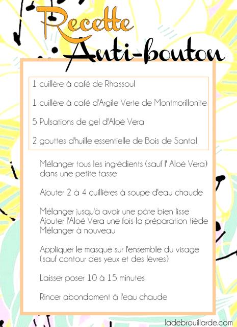 Masque Maison Peau Mixte – Ventana Blog 1b70daa7480