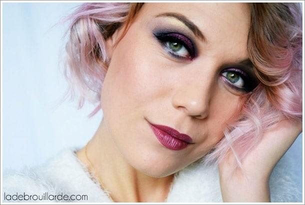 tuto maquillage smoky eye soirée