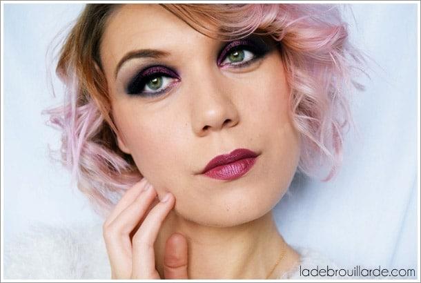 tuto maquillage facile smoky eye soirée