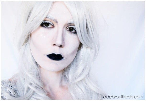 halloween maquillage idée facile à faire