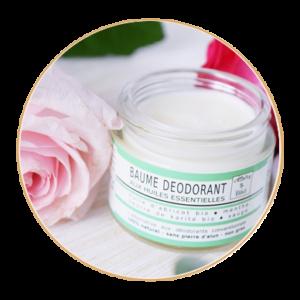 Le baume déodorant ! La bonne alternative au déo classique ?