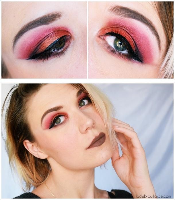 make-up-orange-fall