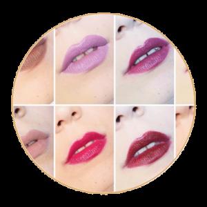 Mes 9 rouges à lèvres favoris pour cet Automne Hiver