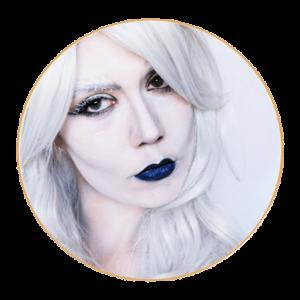 Maquillage Halloween #2 – The Snow Queen !