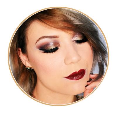 Dark purple smoky eye charbonneux noir violet tutoriel maquillage - Smoky eyes facile ...