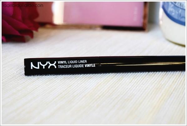 eye liner liquide nyx avis