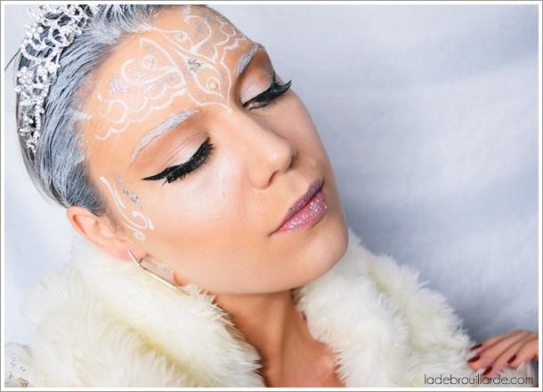 elfe tutoriel maquillage artistique