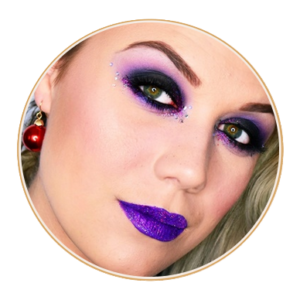 Dark Purple – Smoky Eye charbonneux Noir & Violet – Tutoriel maquillage