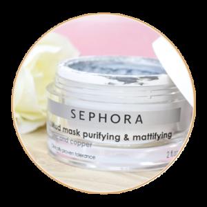 Le masque de boue de Sephora – Un Allié de poids pour ma peau