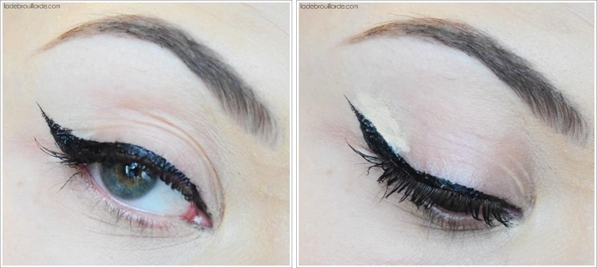 Astuce eye liner
