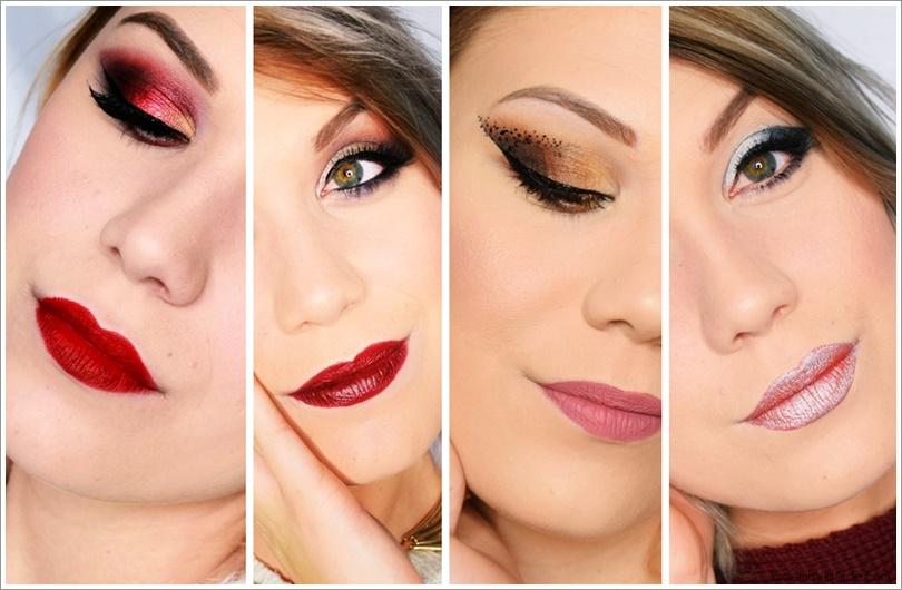 Idée maquillage St Valentin facile