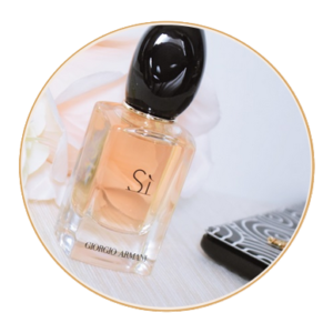 Mon parfum préféré – Le Si de Giorgio Armani