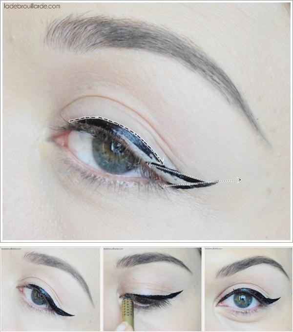 comment appliquer son eye liner