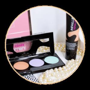 Première impression Le fond de teint & la palette correctrice Infaillible Total Cover de L'Oréal