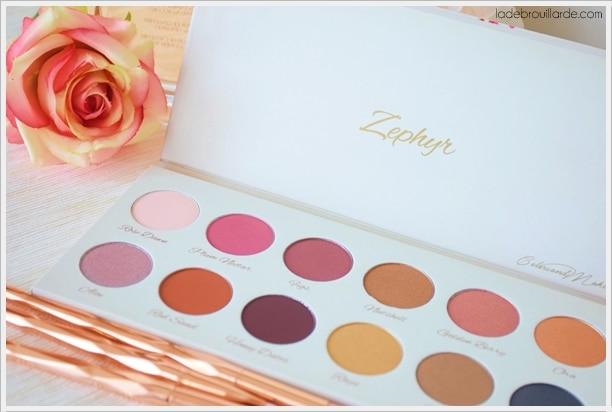 revue colorsandmakeup Zephir