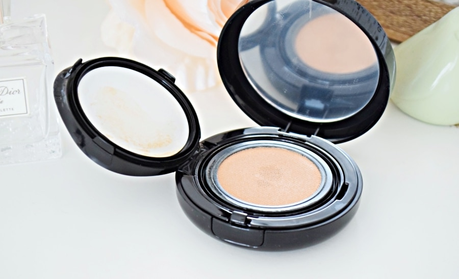 Fond de teint Fresh Radiance Cushion d'Ünt avis