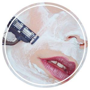 Se raser le visage est-ce vraiment une bonne idée ?