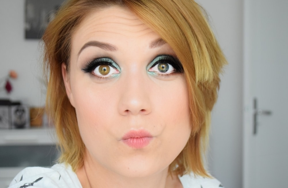 quelle couleur pour les yeux vert