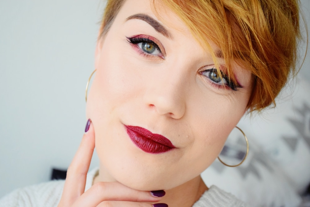 tutoriel maquillage desert dusk huda beauty