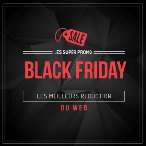 black friday bon plan 2017