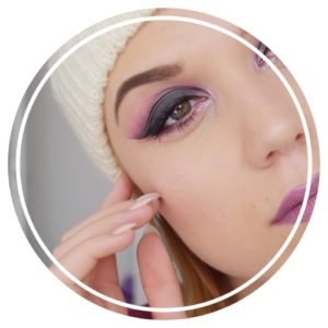 Makeup smoky grey tutorial