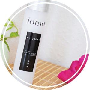 """J'ai testé la crème """"Ma Crème"""" d'IOMA la marque qui créer des cosmétiques sur-mesure"""