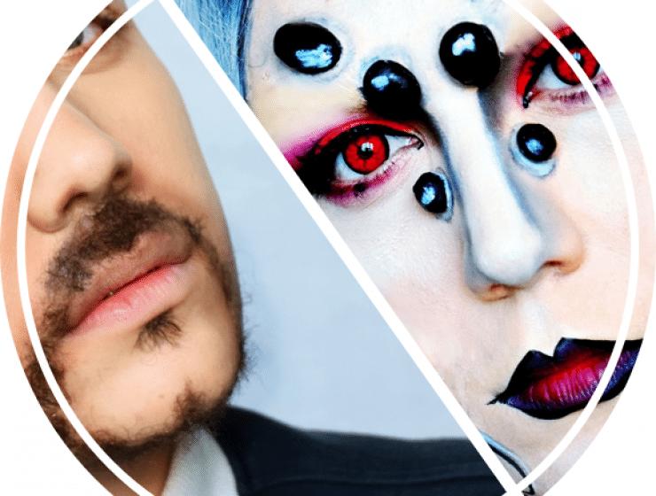 maquillage fx halloween