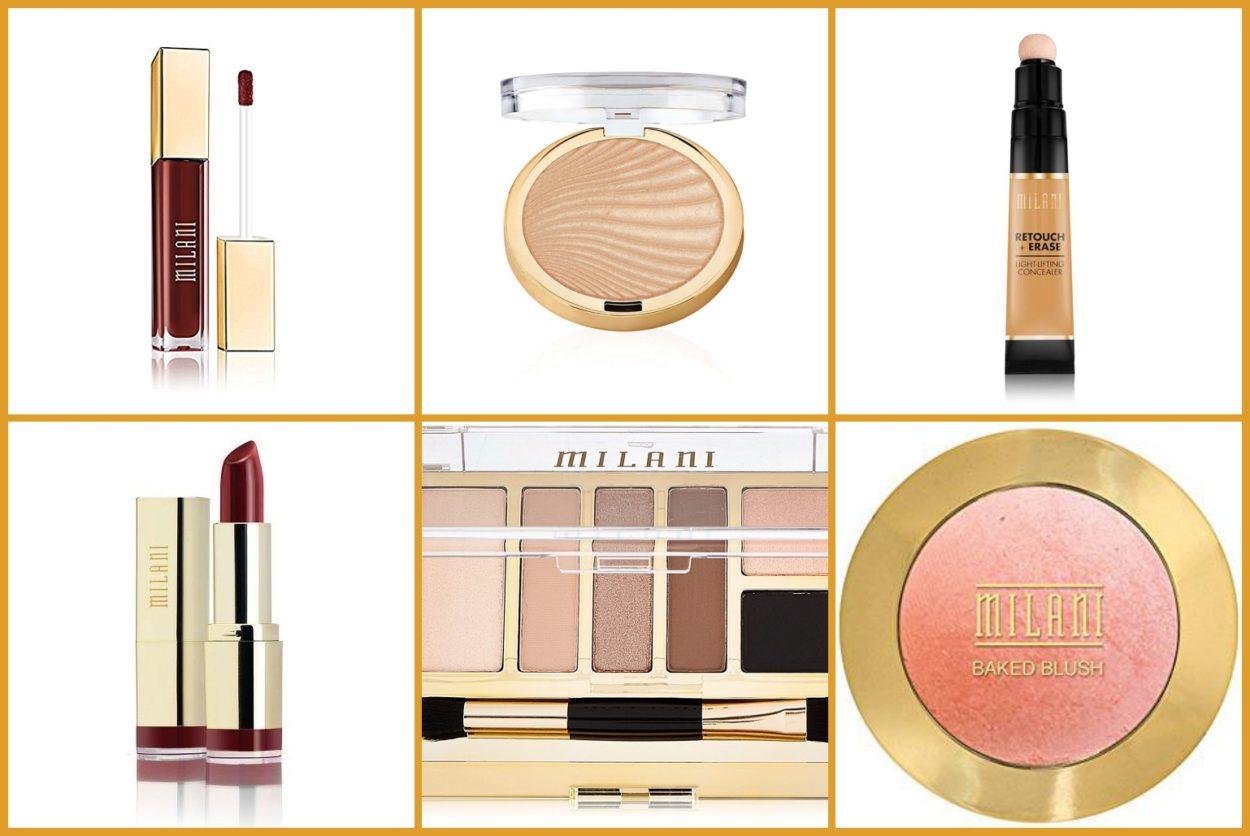 milani cosmetics cruelty free makeup