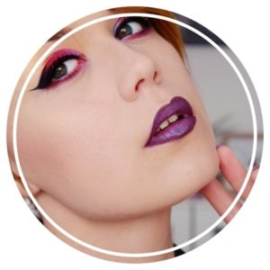 tutoriel maquillage eye liner desert dusk