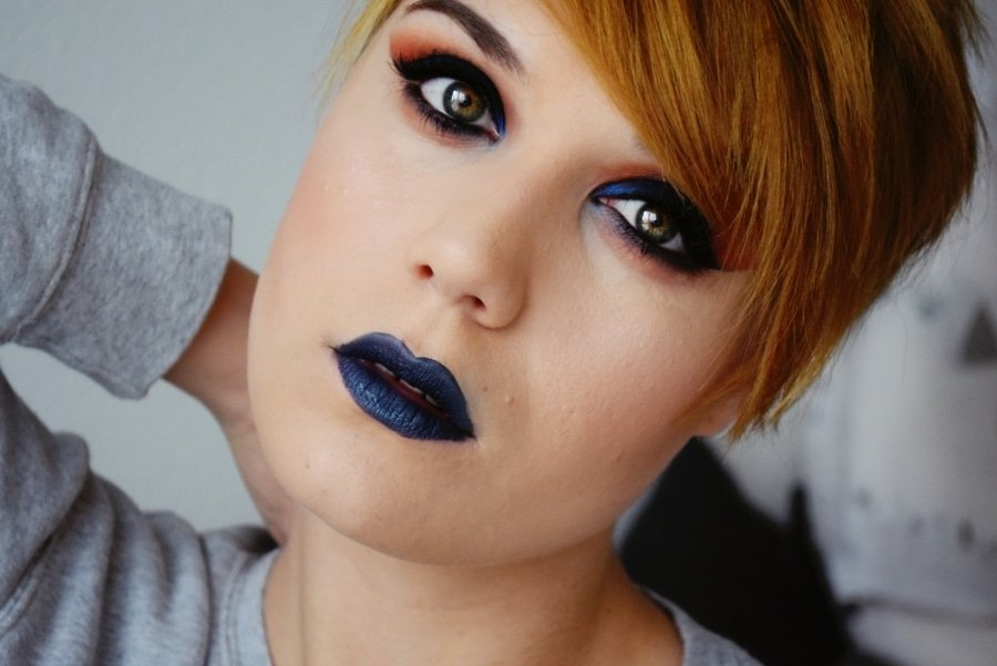 tutoriel maquillage rock