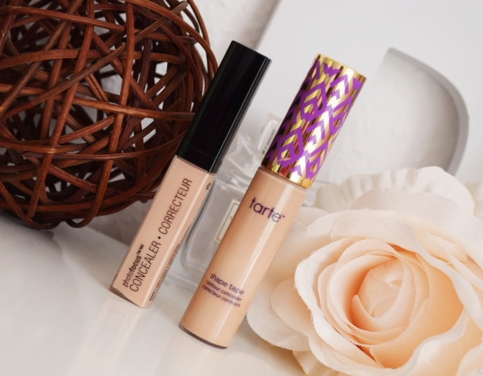 dupe anti cerne shape tape tarte