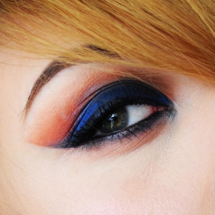 tutoriel maquillage rock