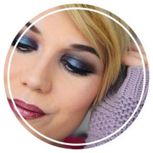 Ministry blue – Un tutoriel maquillage de soirée sophistiqué
