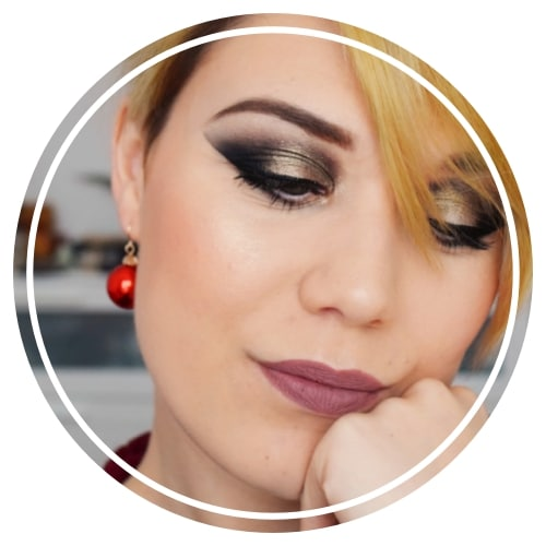 tutoriel maquillage smoky glamour facile