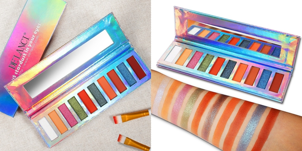 palette maquillage pas cher cruelty free