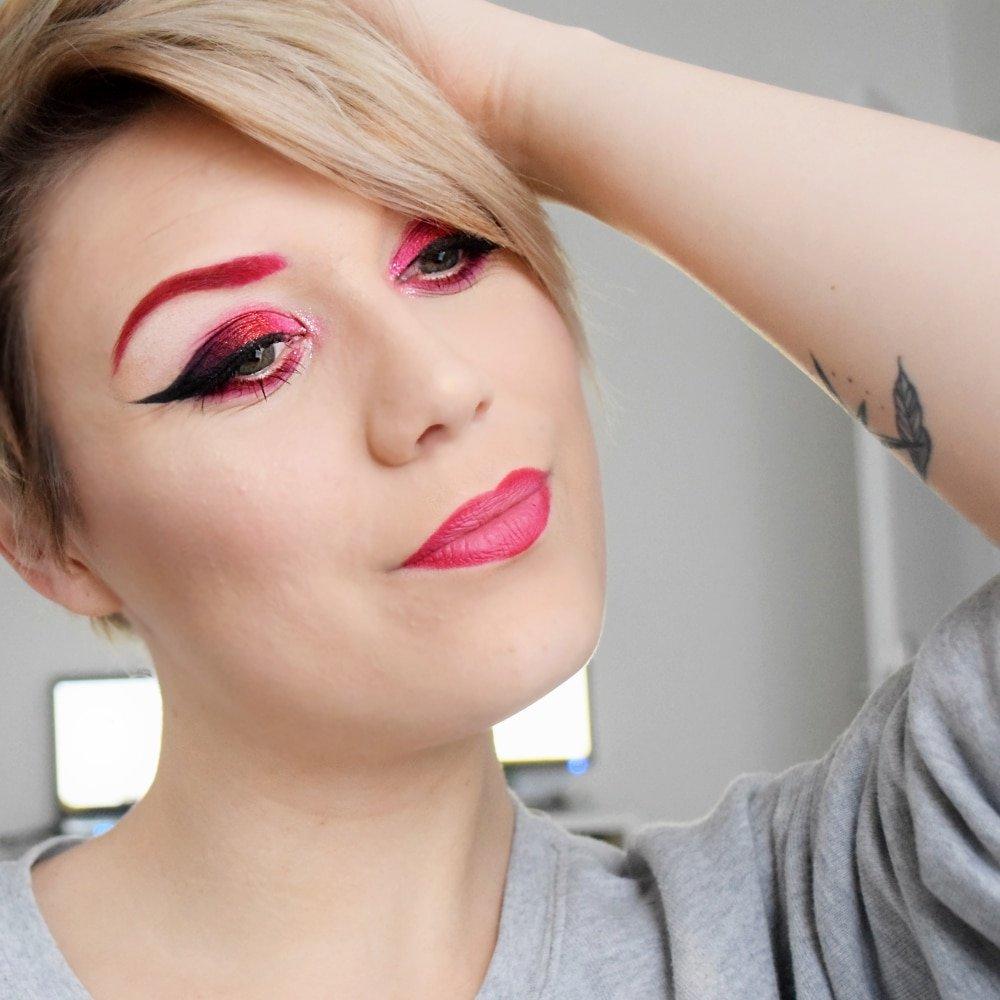 tutoriel maquillage rouge à lèvre-down