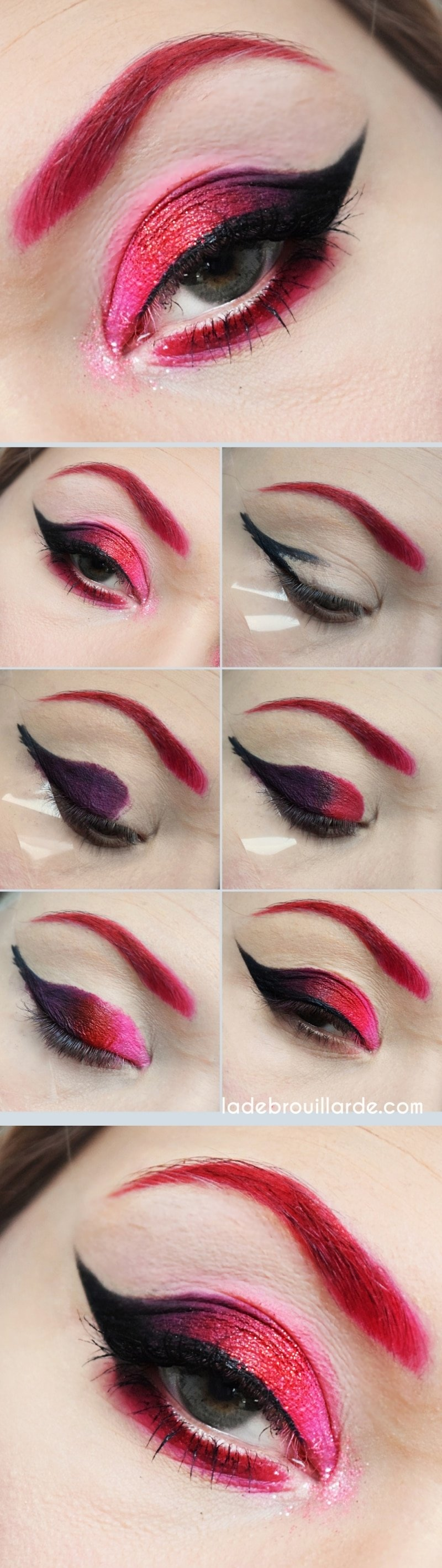 tutoriel maquillage rouge à lèvre-down