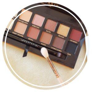 La palette Soft Glam d'Anastasia Beverly Hills - la revue