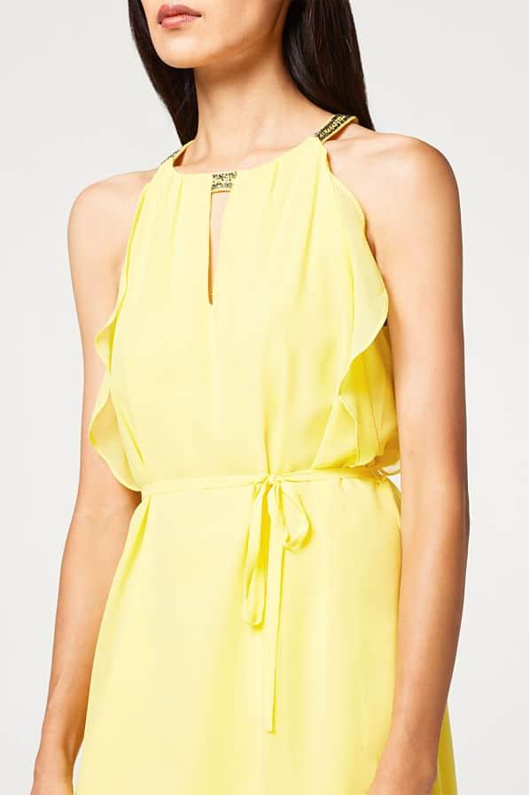 robe jaune esprit