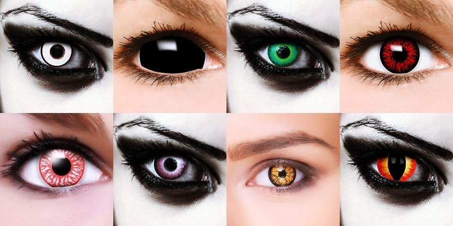 Ma sélection de lentilles fantaisie pour Halloween - b3e7cbfb4c58