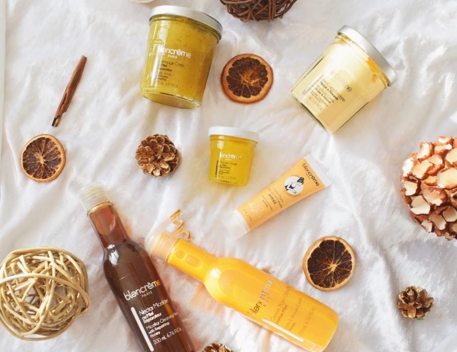 blancrème amande miel soin visage corps